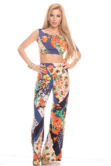 two piece jumpsuit,long jumpsuit,sexy jumpsuit