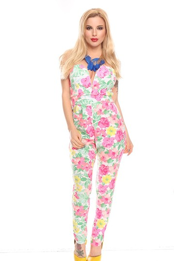 floral jumpsuit,sexy jumpsuit,party jumpsuit,sexy jumpsuit for women