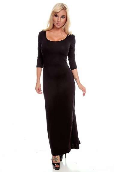 maxi dress,long maxi dress,black maxi dress