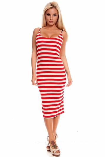 sexy midi dress,sexy striped dress,sexy party dress