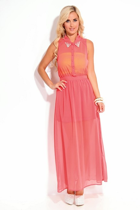 maxi dress,long maxi dress,sexy maxi dress,chiffon maxi dress,sleeveless maxi dress