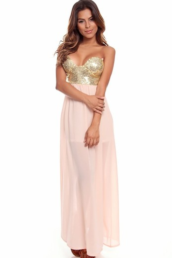 chiffon maxi dress,strapless maxi dress,sexy maxi dress