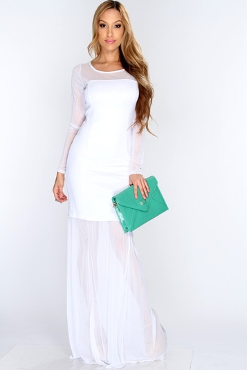 sexy maxi dress,long sleeve maxi dress,chiffon maxi dress,long maxi dress